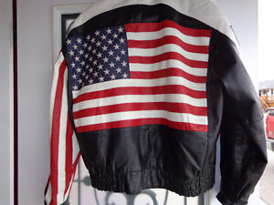 """""""Easy Rider"""" jacket in large -  recycledgear.ca Kawartha Lakes Peterborough Area image 9"""