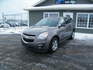 2010 Chevrolet Equinox FWD 143,000 km LOADED AND INSPECTED