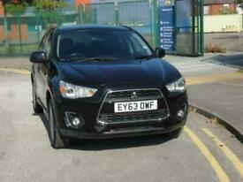 image for 2013 Mitsubishi ASX 4 CLEARTEC 4 D-ID Auto Black 4x4 Diesel Automatic