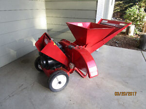 Chipper/Shredder for sale