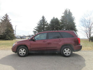 2007 Suzuki XL7 AWD Wagon- 7 PASSENGER w/  123K & 4 NEW TIRES!!