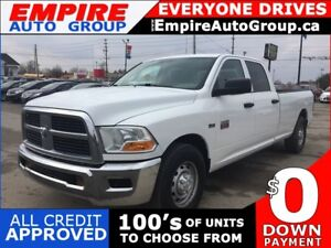 2011 RAM 2500 CREW CAB 6.5 FT BOX * VERY RARE TO FIND