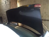 Bmw e46 3series boot lid