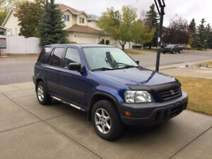 1997 Honda CR-V SUV, Crossover, No accident, One owner