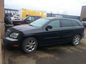 2006 Chrysler Pacifica SUV, Crossover $2800.obo