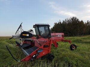MF220 26ft Swather for Sale Strathcona County Edmonton Area image 5