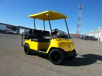 4 person golf cart....TWEETY! SALE AT $2800!