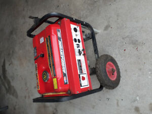 Generator and Rototiller for Sale