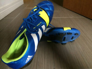 Adidas size 9 cleats