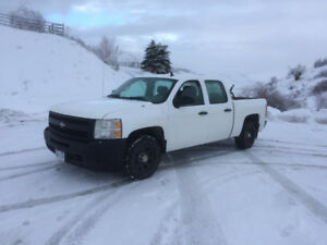 2010 Chevy 1500 4dr 2wd