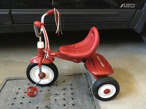 Radio fryer tricycle
