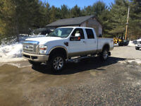 Ford F-350 KING RANCH 2008 4x4, PERFORMANT !!