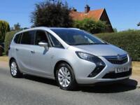 2013 Vauxhall Zafira 2.0 CDTi ecoFLEX SE 5DR TURBO DIESEL 7 SEATER ** 86,000 ...