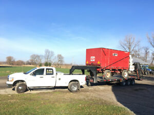 Tractor TRANSPORT Tracteur*819-816-8424* NB-QC-ON 24/7