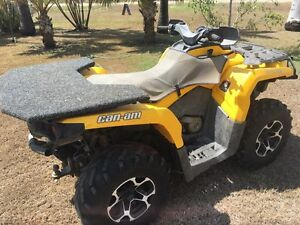 Can am outlander xt 1000cc Lammermoor Yeppoon Area Preview