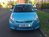 Daihatsu Sirion 1.0 excellent drive full service £30 tax/year HPI clear