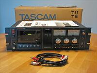 Tascam 112 Pro Audio Cassette Deck