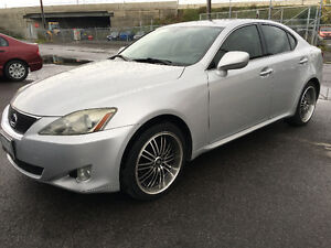 2006 Lexus IS 250 AWD Only $8999