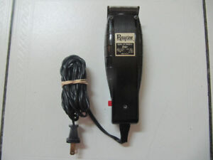 Vintage Raycine Model 274 Series A Oster Commercial HairClippers