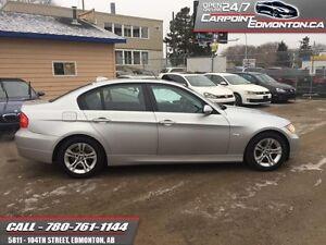 2008 BMW 3 Series 328xi AUTO ONLY 112000 KMS $12970  - local - t Edmonton Edmonton Area image 3