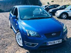 2006 Ford Focus 2.5 ST-3 225 FULL FORD SERVICE HISTORY, RS UPGRADES