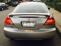 Honda accord coupe EX-L v6