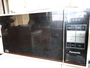 Panasonic microwave.Works amazing.Don't need two. Make an offer.