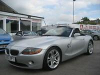 BMW Z4 2.5 Sequential 2003MY Roadster