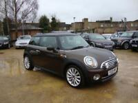 2010 MINI Hatch 1.6 Cooper D Mayfair 3dr