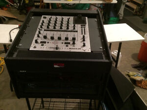 amp and mixing board for sale