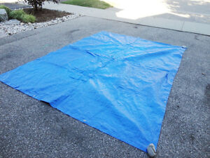 Selling Three Tarps - Two are around 11' x 9' and one is 29' x9'