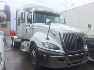 2012 International Prostar - 18 speed - Fleet Truck for sale