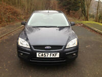 Ford Focus 1.6 ( 100ps ) 2007.5MY Style
