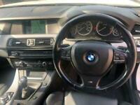 2011 BMW 5 Series 520d M Sport 5dr TURBO DIESEL ESTATE, GOOD HISTORY Estate Dies