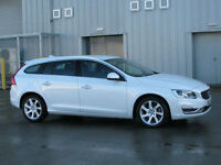 Volvo V60 2.0TD ( 136bhp ) ( s/s ) Geartronic Est SE Lux