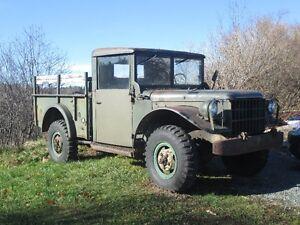 1957 Dodge M37 army Pickup Truck