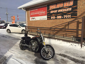 2011 HARLEY V-ROD MUSCLE**NIGHT ROD**CUSTOM**ONLY 18 KMS