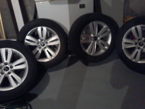 Tires and factory rims