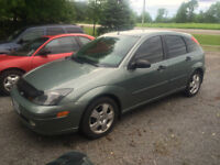 2004 Ford Focus low mileage great shape