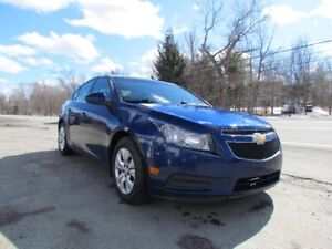 2012 Chevrolet Cruze LT! TURBO! AC! CRUISE! **CLEARANCE PRICE!!*