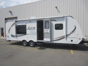 2012 Coachmen APEX Ultra-Lite 24RBS