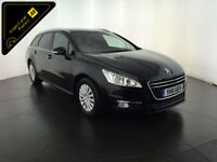 2011 PEUGEOT 508 ACCESS SW AUTOMATIC ESTATE 1 OWNER SERVICE HISTORY FINANCE PX
