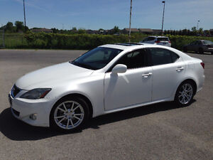 2007 Lexus IS 250 Sedan