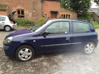 Renault Clio 1.2 Expression for quick sale