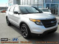 2014 Ford Explorer Sport AWD Navigation Leather from $302BW