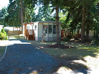 Simple Living! Arbutus Rd, Parksville, 2BR