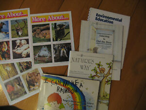 Early Childhood Outdoor, Environment, Science plus more Books