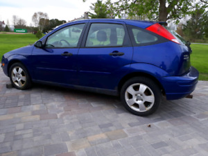 FORD ZX5 SES 2005