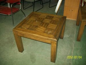 Coffee Table & 2 Matching End Tables $50 for all Delivery avail