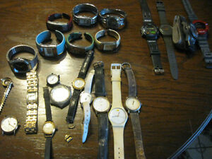 21 assorted watches, mainly womens, designer, sports Windsor Region Ontario image 1